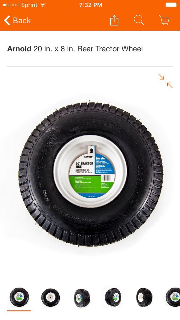 2 tractor wheel
