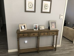 Console/entryway table for Sale in Scottsdale, AZ