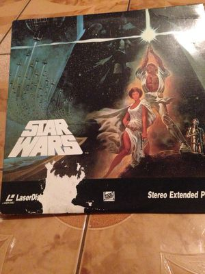 Laser disc Star Wars. Eastern and Bonanza for Sale in Las Vegas, NV