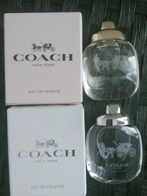 NEW travel size COACH fragrances for Sale in Rockville, MD