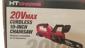 Cordless 20V 10 inch Chainsaw for Sale in Overland Park, KS