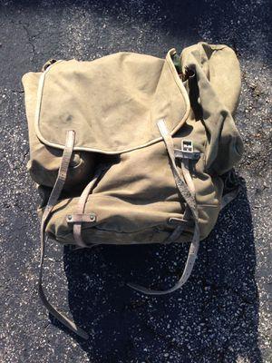 Vintage BB Cresta Rucksack with supplies for Sale in Streamwood, IL