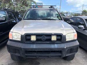 2003 Nissan Pathfinder for Sale in Pembroke Park, FL