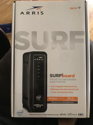 New Router/Modem Combo for Sale in Smithsburg, MD
