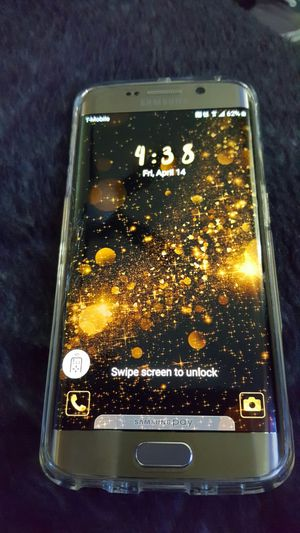 Samsung s6 edge t-mobile used for Sale in Los Angeles, CA