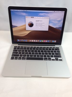 "Apple MacBook Pro Retina 13"" 2.5GHz 8GB 128GB for Sale in Industry, CA"