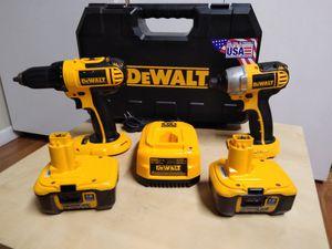 Dewalt 18 volt full set $125 cash only for Sale in Las Vegas, NV