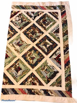 Vintage handmade quilt for Sale in Greer, SC