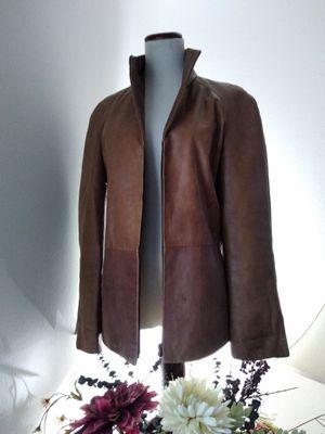 Vera Pelle Italian leather jacket for Sale in Lynnwood, WA