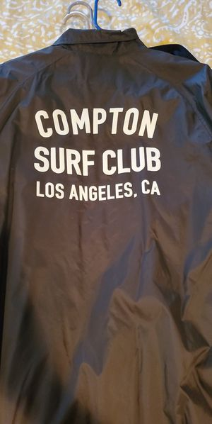 Coach Jacket size large for Sale in San Jose, CA