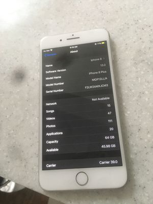 Iphone 8+ for Sale in Adelphi, MD