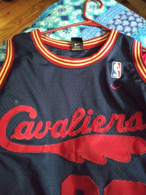 LeBron James throwback Cleveland Cavaliers for Sale in Villa Rica, GA