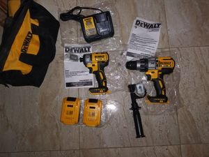 DeWalt XR 20V Lithium Battery Power tools for Sale in Clearwater, FL