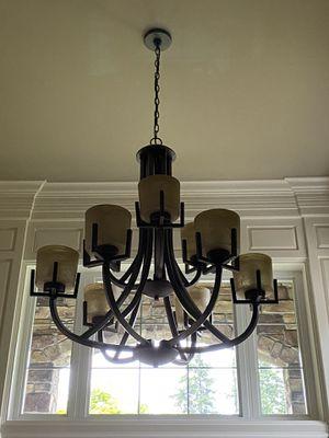 Entrance chandelier for Sale in Redmond, WA
