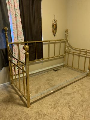 Brass Day Bed for Sale in Greeley, CO