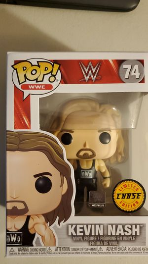 Diesel:Kevin Nash Funko Chase Pop for Sale in Los Angeles, CA