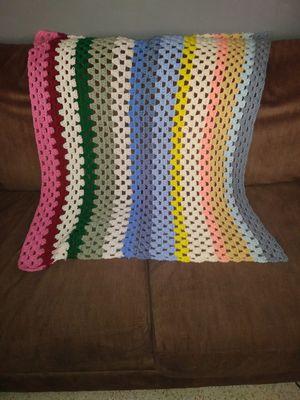 Crochet Blanket for Sale in Hudson, FL