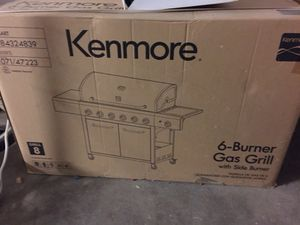 Brand new 6 burner BBQ GRILL for Sale in Taylorsville, UT