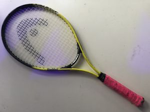 Tennis racket head brand for Sale in Tampa, FL