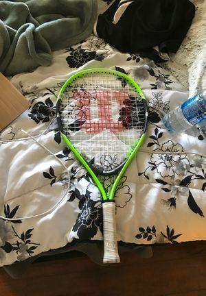 Kids tennis racket for Sale in Valley Center, CA