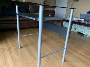 Glass table for Sale in Buffalo, NY