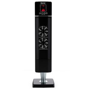Portable Tower Heater with Timer Remote Control for Sale in Los Angeles, CA