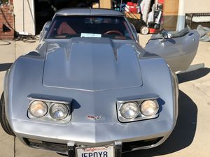 1977 Chevy Corvette for Sale in Rancho Palos Verdes, CA