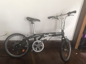Used folding bike. Good condition for Sale in Everett, MA