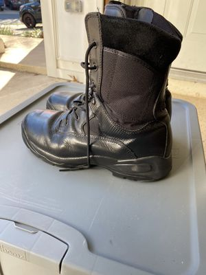5.11 boots (Side zipper). 12 for Sale in Ashburn, VA