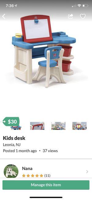 Kids desk for Sale in Ridgefield, NJ