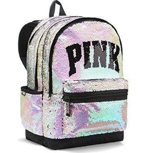 Victoria secret pink bling backpack for Sale in Apopka, FL