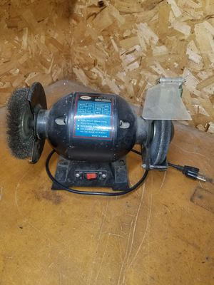 6 Inch Bench Grinder for Sale in New Haven, IN