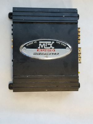 MTX Thunder 102. 250watts for Sale in Rexburg, ID