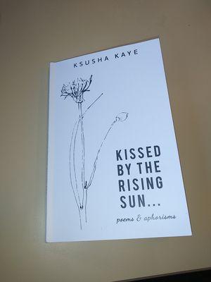 Book by ksusha kaye for Sale in Tarpon Springs, FL