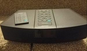 Black Bose wave radio for Sale in Arlington, TX