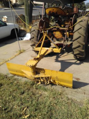 Minneapolis Moline tractor for Sale in Bakersfield, CA