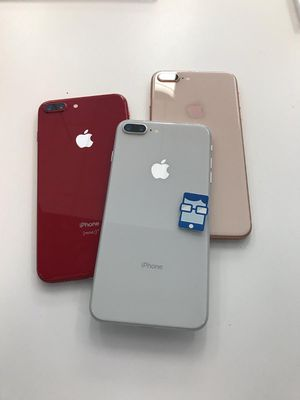 Apple iPhone 8 Plus Unlocked for Sale in Seattle, WA