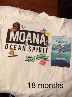 Disney Baby Moana girls for Sale in Ontario, CA