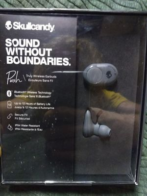 Skullcandy Push Truly Wireless Earbuds for Sale in Santa Monica, CA