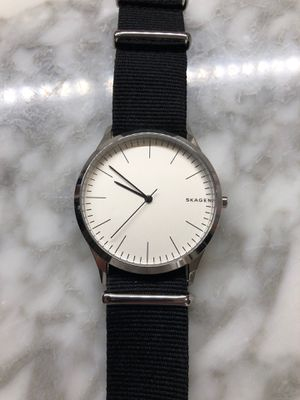 "Skagen ""Jorn"" with nylon band (used) for Sale in Livermore, CA"