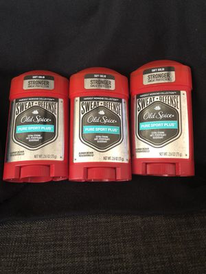 Old spice deodorant pure sport plus for Sale in LYNWOOD, CA