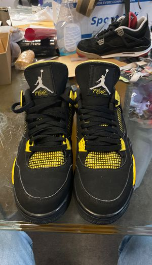 Size 11.5 Jordan Thunder 4's for Sale in Columbus, OH