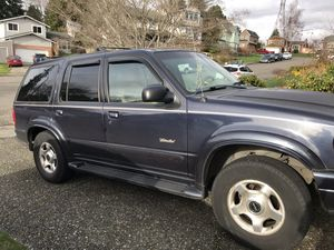 2000 Limited Ford Explorer for Sale in Snohomish, WA