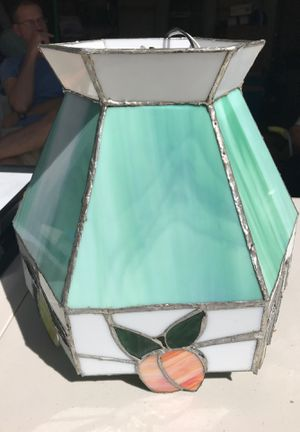 Stain glass lamp shade for Sale in Mesa, AZ