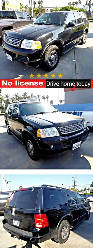 2002 Ford Explorer Limited 4WD for Sale in South Gate, CA