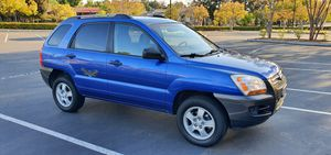 2006 KIA SPORTAGE LX MANUAL 4CYL SUV*CLEAN TITLE*ONE OWNER*LIKE NEW*VERY LOW MILEAGE 54K. for Sale in Yorba Linda, CA