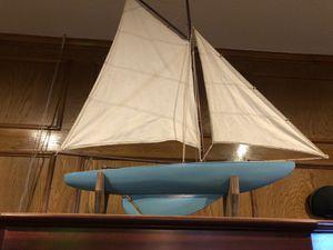 Model sailboat for Sale in Rowlett, TX