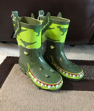 Brand New Kid's Rain Boots Size 12 for Sale in Portland, OR