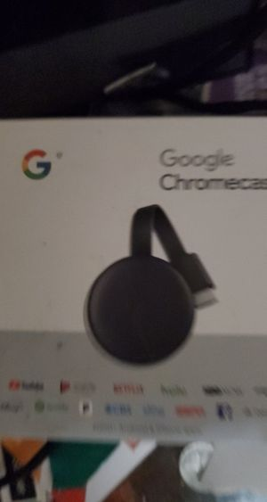 Google chromecast new for Sale in Phoenix, AZ