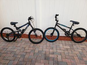 2 Kids Bikes Sold As Is (READ AD) for Sale in Winter Garden, FL